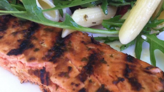 Amazing Salmon Marinade
