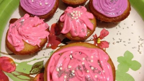 Pink Valentine Frosting