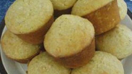 Spicy Squash Muffins