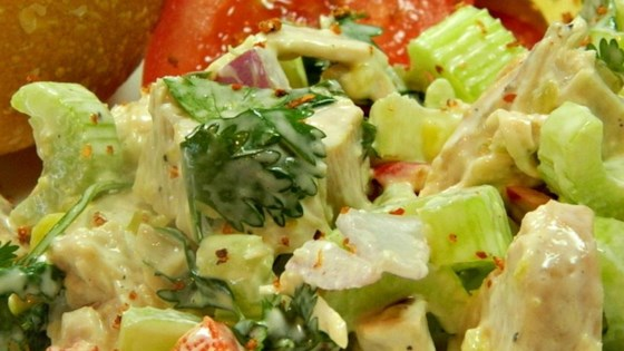Cindy's Turkey Salad