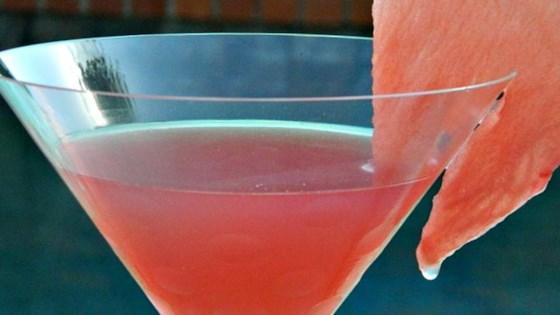 Easy Watermelon Martini