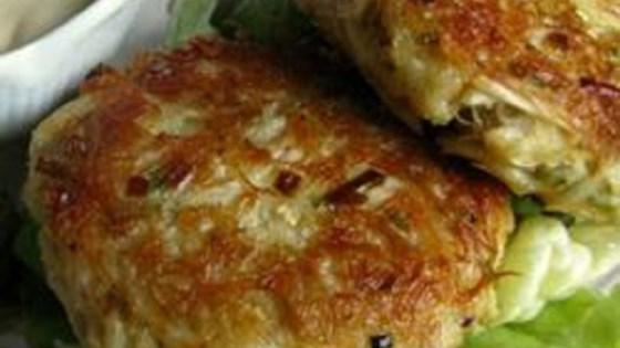 Low-Carb Tuna and Mackerel Cakes