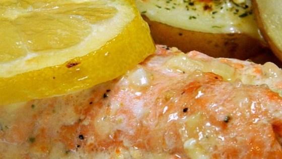 Easy salmon recipes oven lemon