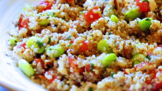 Balsamic and Herb Quinoa Salad