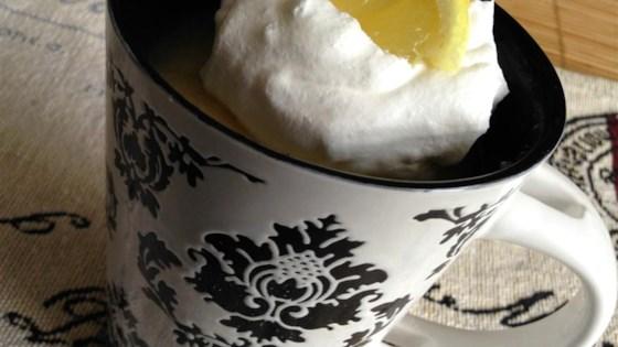 Lemon Cake in a Mug