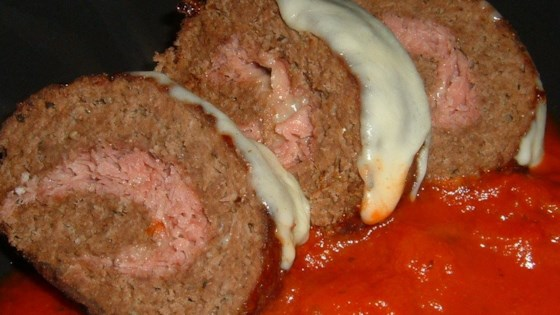Sicilian Meat Roll