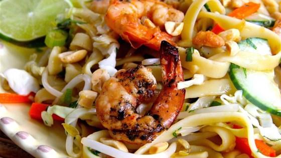 Saigon Noodle Salad Recipe