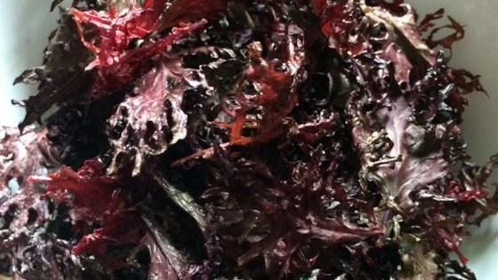 Veggie Kale Chips
