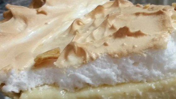 Easy Lemon Pie