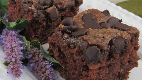Chocolate Chip Zucchini Cake Calories