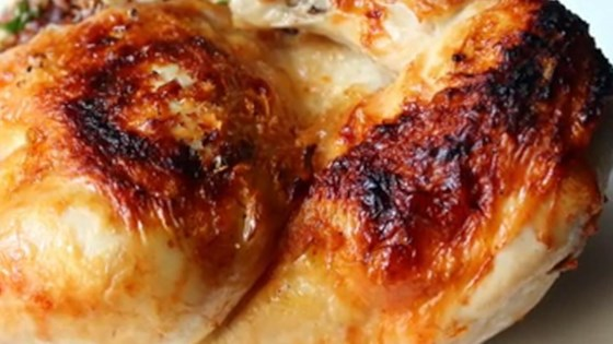 Chef John's Broiled Chicken