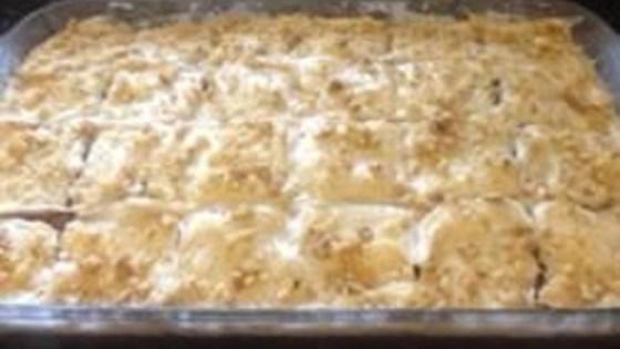 Bea's Carrot Coconut Cake