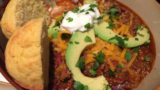 Chef John's Turkey Chili