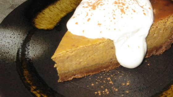 Poetic Pumpkin Pie