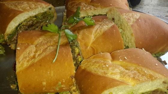 Carne Asada Sandwich