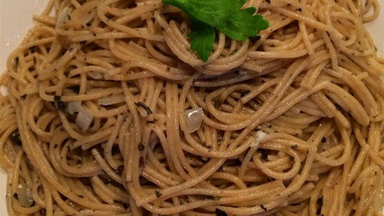 Quick and Easy Spaghetti and Spices