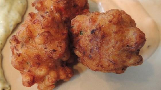 Lion's Den Lobster Fritters (Gluten Free)