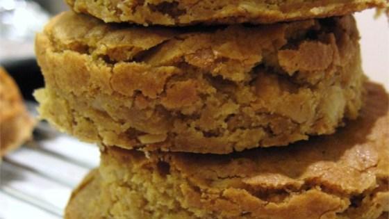 Blonde Brownie Nut Squares