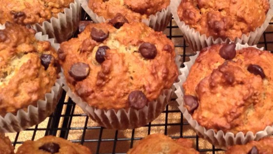 Delicious Vegan Spelt Muffins