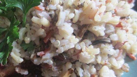 Wild Rice Casserole II