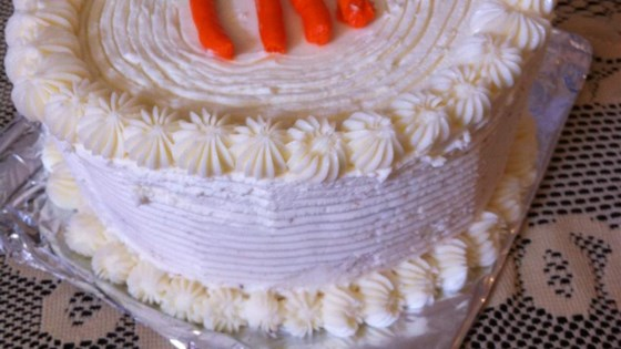 Carrot Cake XII
