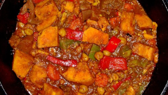 Quick Vegetable Curry