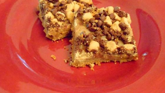 Peanut Butter Pie Bars
