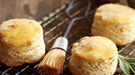 Sage & Cheddar Corn Meal Biscuits Recipe - Allrecipes.com