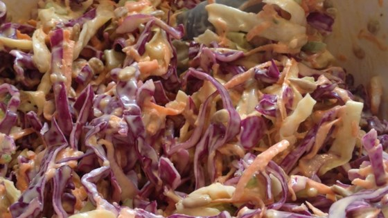 Sunflower Coleslaw