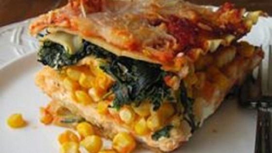 Summer Garden Lasagna