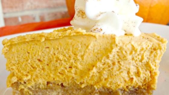 Whipped Pumpkin Pie