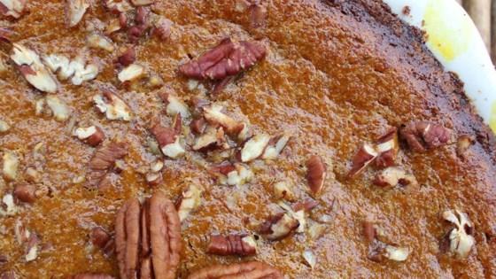 Pecan Pumpkin Pie II