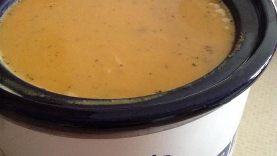 Sweet Potato Bisque