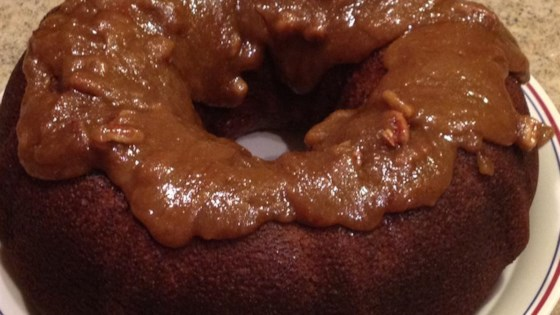 Too Cool For School Pumpkin Spice Cake