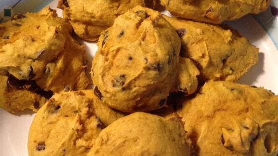 Pumpkin Chocolate Chip Cookies I