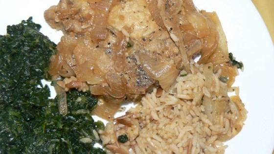 Meat Marinade