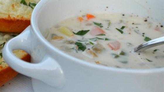 My best clam chowder recipe for Best fish chowder recipe