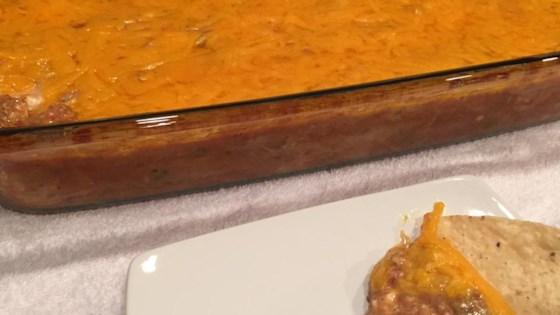 Mexican Lasagna Chip Dip