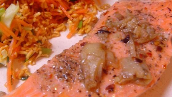 China Moon Salmon