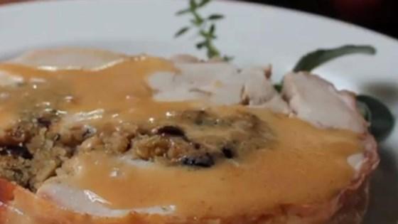 Chef John S Boneless Whole Turkey Recipe Allrecipes Com