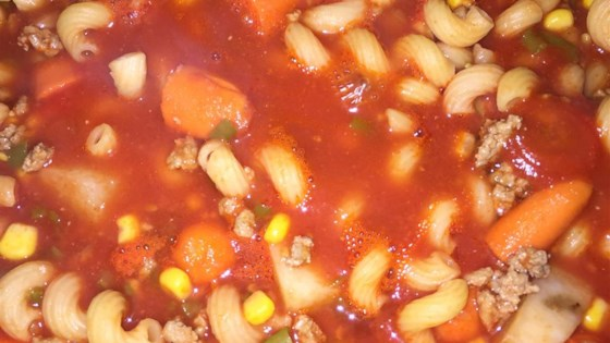 Grandma's Vegetable Soup