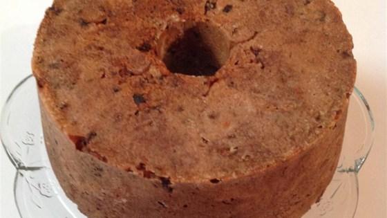 Old Hermit Cake