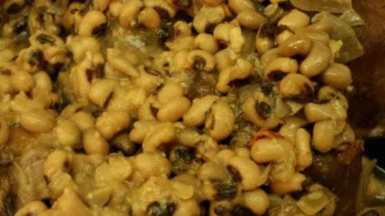 Slow Cooker Black-Eyed Peas