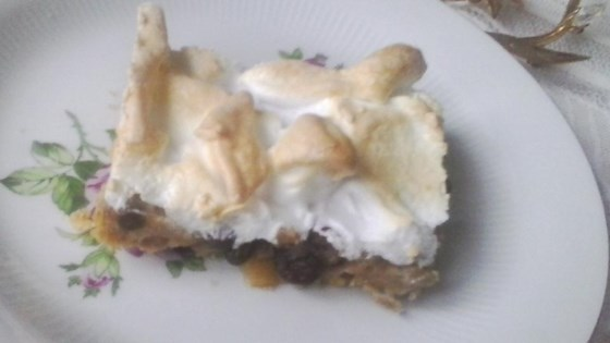 Raisin Pie I