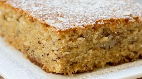 Resultado de imagen para Oatmeal and banana cake