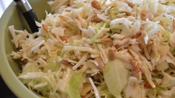 Angel's Cabbage Salad