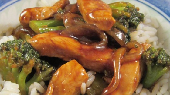Home Recipes World Cuisine Asian Broccoli And Chicken Stir Fry