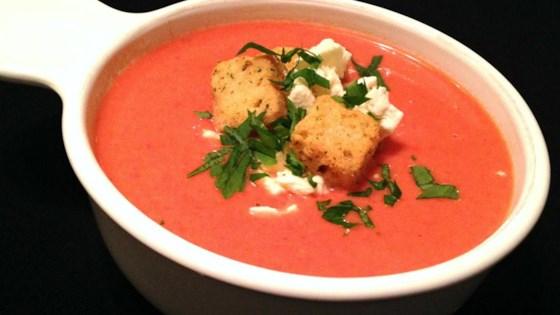 Pressure Cooker Cream of Tomato Soup