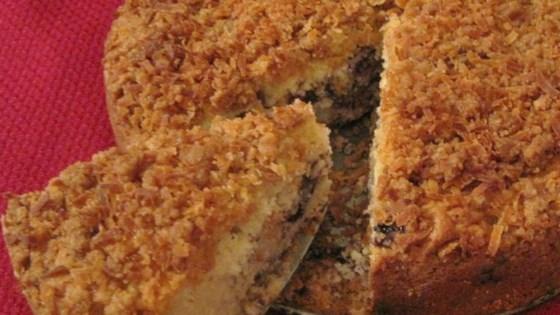 Coconut Cake Metric Vegan  Inch