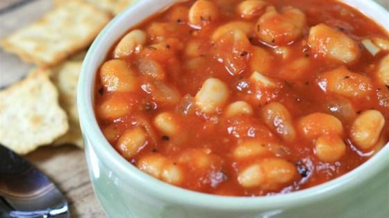 Basic Italian Bean Soup